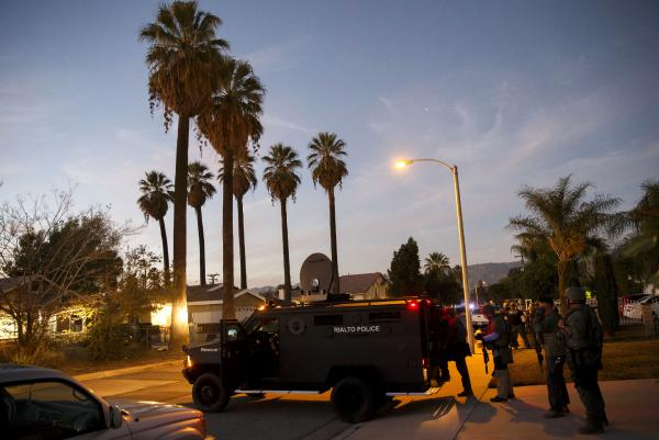 Police have not yet named a motive for the shooting or the identities of the victims.