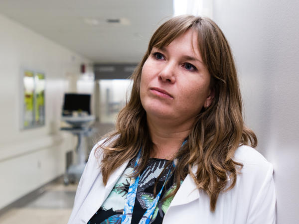 Van Zyl is head of palliative care medicine at Los Angeles County-USC Medical Center.