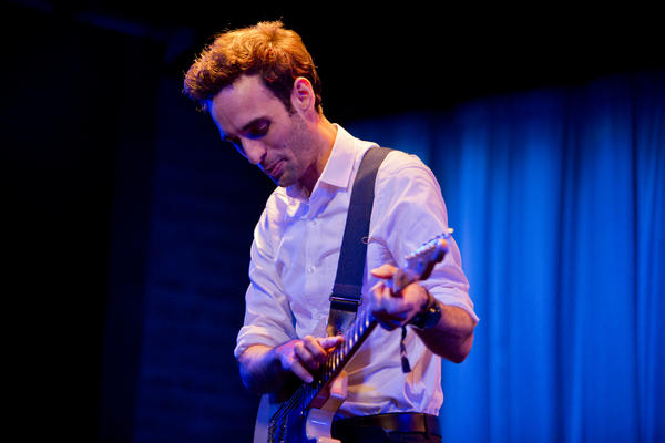 Guitarist Julian Lage presented a new trio, which will appear on his forthcoming album <em>Arclight</em>.