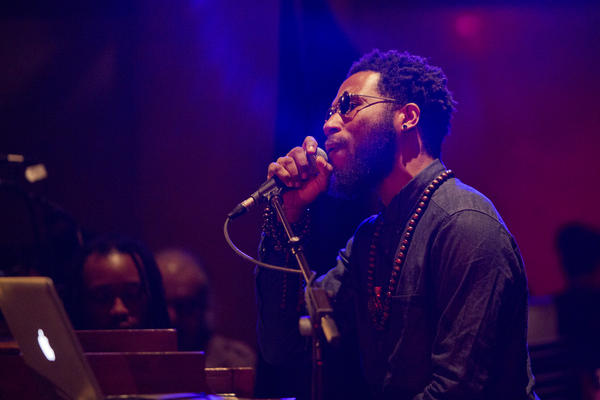 Keyboard whiz Cory Henry, known for his work with jazz fusion group Snarky Puppy, will release his own solo record in 2016.