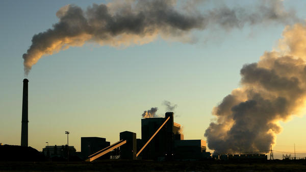 A central piece of President Obama's climate change initiatives is now on hold, after the Supreme Court put a stay on rules limiting carbon pollution generated by U.S. power plants.