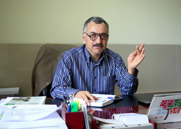 """""""I've had more than 50 years [of] fantastic life,"""" says Saeed Laylaz. """"One year in prison is nothing against it."""""""