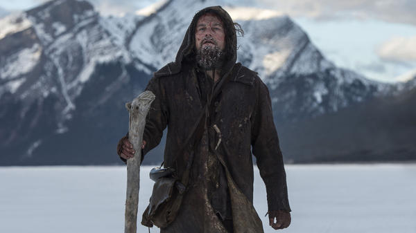 Leonardo DiCaprio is considered a frontrunner for an Oscar for his lead role in <em>The Revenant. </em>