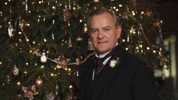 Actor Hugh Bonneville plays Robert Crawley, also known as Lord Grantham.