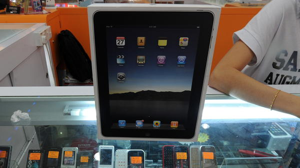 When Apple launched its first iPad back in 2010, the company also unveiled an e-books marketplace. Federal courts say the company broke antitrust laws by setting prices with book publishers to target Amazon and its Kindle reader.