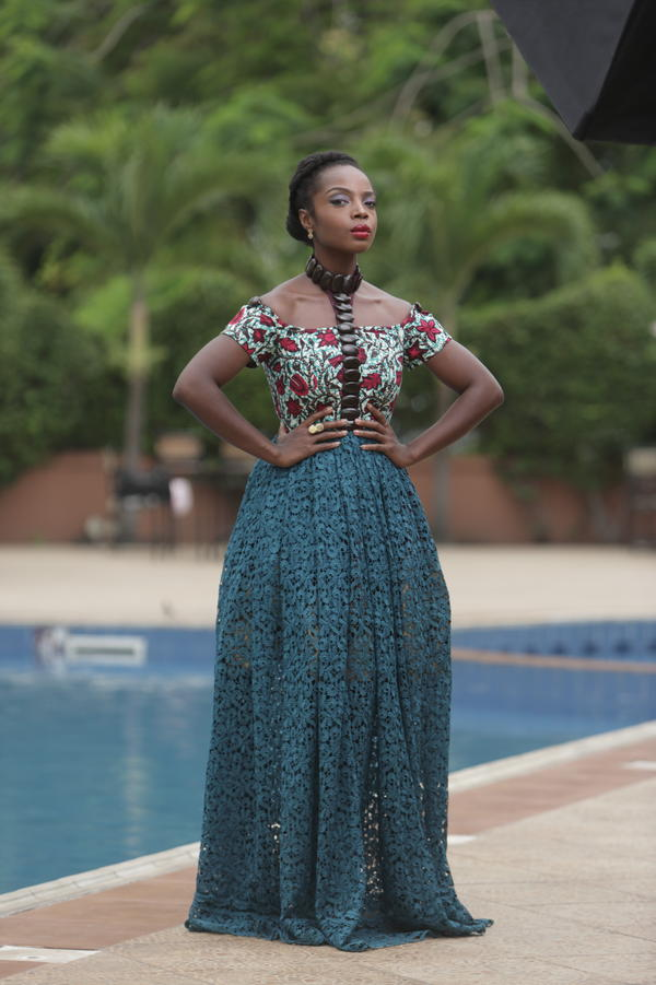 Nana Yaa, <em>An African City</em>'s protagonist, is played by New York-based actress MaameYaa Boafo.