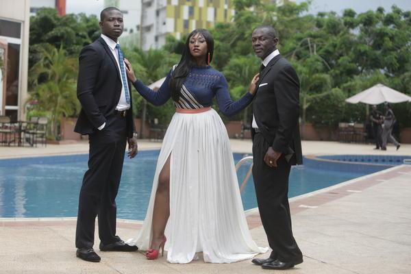Sade of <em>An African City</em> is played by Ghanaian-American actress Nana Mensah.
