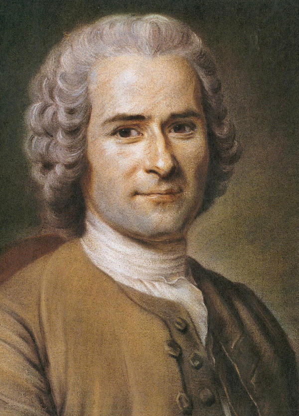 "In the 18th century, Jean Jacques Rousseau, the high priest of the Romantics, sought redemption in natural foods. ""Our appetite is only excessive,"" wrote Rousseau in 1762, ""because we try to impose on it rules other than those of nature."""