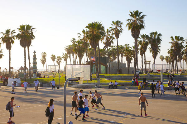Teenage boys and men are more likely to use urban parks, a study finds, probably because the facilities cater to their interests.