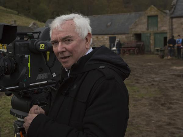 "<em>Sunset Song</em> is the first of Davies' fiction films to feature broad landscapes, and he jokes it may be the last. ""The weather in Scotland can be pretty miserable,"" he says."