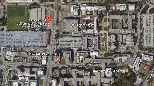 A shooting was reported late Wednesday morning on UCLA's campus; police reported that the shooter was in the Engineering IV building.
