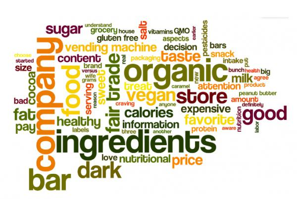 """Among the focus groups of 26- to 35-year-olds, words like """"organic"""" and """"fair trade"""" came up more frequently."""