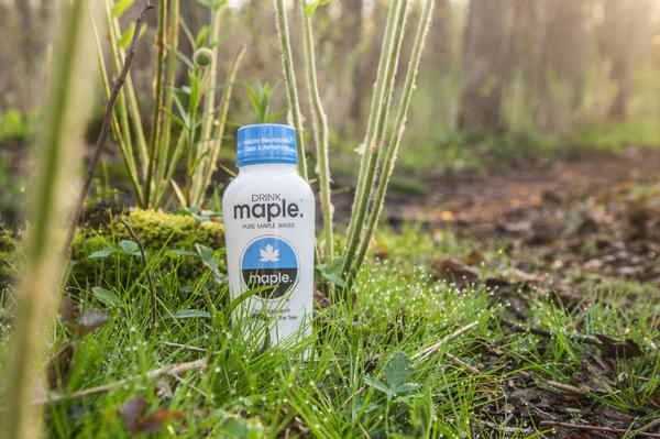 Drinkmaple hit store shelves in 2014. It's one of several brands of maple water to hit the market in recent years.