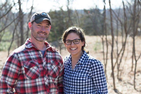 "Kate Weiler and Jeff Rose co-founded Drinkmaple. ""People have been drinking maple water from buckets on sap farms for hundreds of years,"" Weiler says. ""We like to say that the un-trendiest beverage is now trending."""