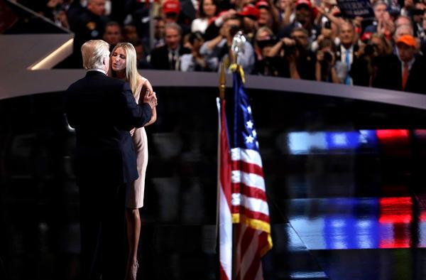 Thursday's event was perhaps Ivanka Trump's biggest platform yet.