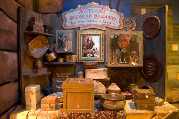 """Adventure Expeditions at the <a href=""""http://www.portdiscovery.org/"""">Port Discovery Children's Museum</a> in Baltimore."""