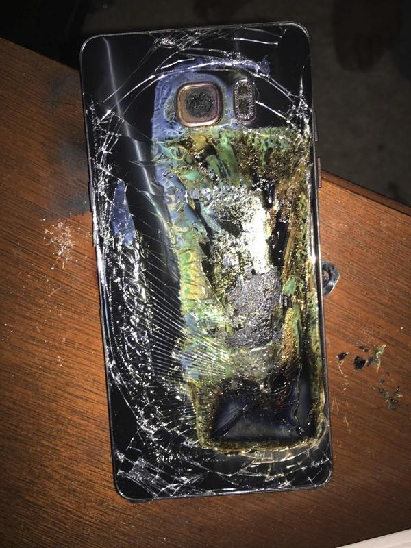 Samsung is recalling 1.9 million Galaxy Note 7 devices in the U.S., after 96 reports of the phones overheating, some of which caused burns and property damage.
