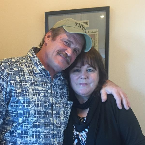 "Brent and Lesley Harger don't like the kind of change they see in Washoe County, Nev. ""We just keep our eyes open and we're vigilant because of the way the terrorists, you know, are coming into our country,"" Lesley Harger says."