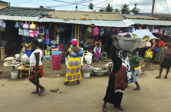 More African-Americans visit Ghana than any other country in Africa. Many view Ghana as a kind of ancestral homeland.