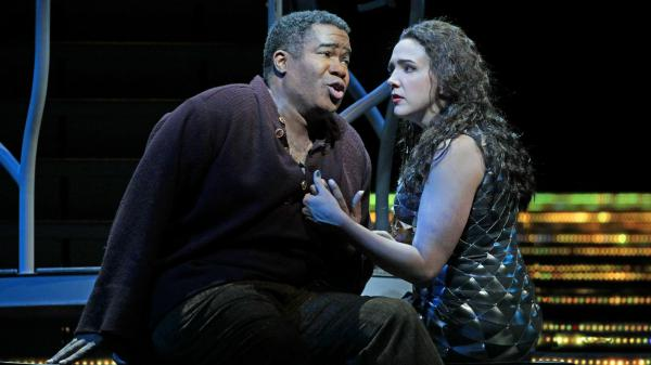 """Susanna Phillips, who plays the countess Clémence, describes <em>L'Amour de Loin </em>as a classic. """"The more you experience it, the better it gets,"""" she says."""