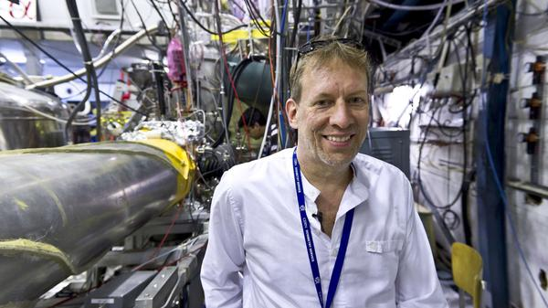 Jeffery Hangst's ALPHA research at CERN, which is Europe's premier particle physics laboratory and is located near Geneva, is devoted to studying antimatter.