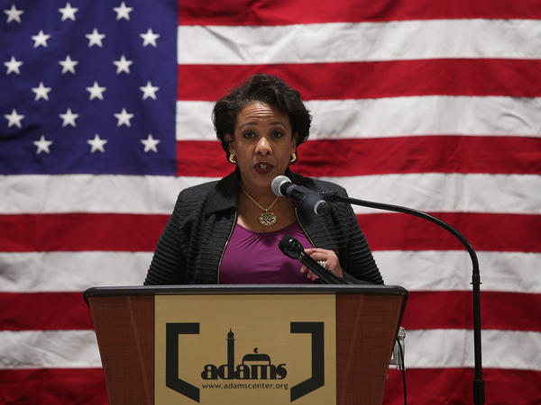 U.S. Attorney General Loretta Lynch says law enforcement officials know that many hate crimes are not reported in communities across the country.