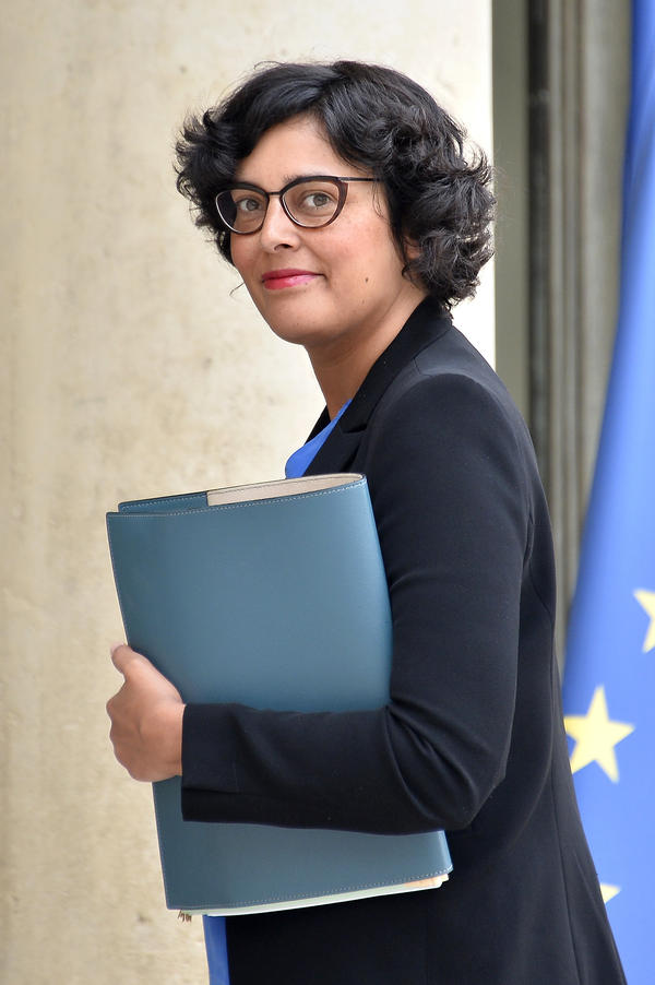 """French Labor Minister Myriam El Khomri commissioned a 2015 study that warned of the health impact of what she called """"info-obesity."""" It showed that more and more French people could not get away from the office, even when they weren't there."""