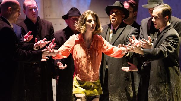 <em>Breaking the Waves</em>, Missy Mazzoli's latest opera, makes its New York premiere this year at Beth Morrison's Prototype festival.