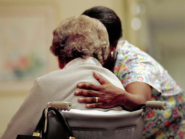 Medicaid doesn't just provide health care for the poor; it also pays for long-term care for a lot of older people, including the majority of nursing home residents. Repealing the ACA could change the way Medicaid programs are funded.