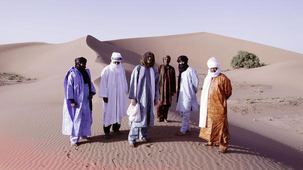 <em></em>Tinariwen's new album, <em>Elwan</em>, comes out February 10.