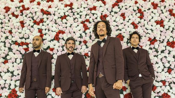 Chicano Batman's new album, <em>Freedom Is Free</em>, comes out March 3.