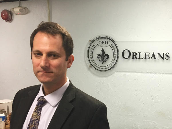 Danny Engelberg, chief of trials at the Orleans Public Defenders office, says the body cameras have had a positive effect on police conduct.