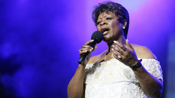 "Irma Thomas contributes ""Crazy Love"" to the <em>Instant Love</em> series, which features famous love songs that were originally sung by men about women, reimagined with female vocalists."