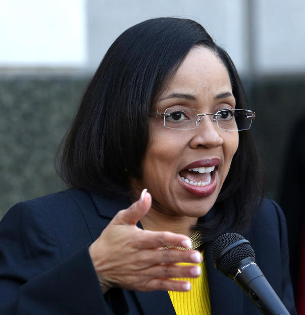 Orange County State Attorney Aramis Ayala announced last month that she would no longer seek the death penalty in Orange and Osceola counties. On Monday, Florida Gov. Rick Scott reassigned 22 murder cases from Ayala.