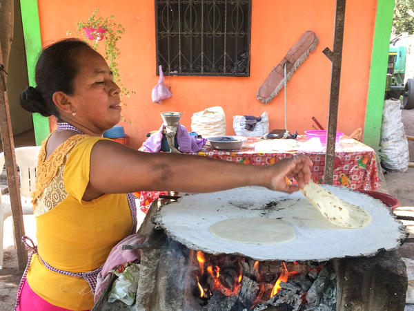 Most people in the world have never experienced the taste of the kind of tortillas Hilda Pastor makes using heirloom corn. That's because of the rise of mass-produced instant corn flour.