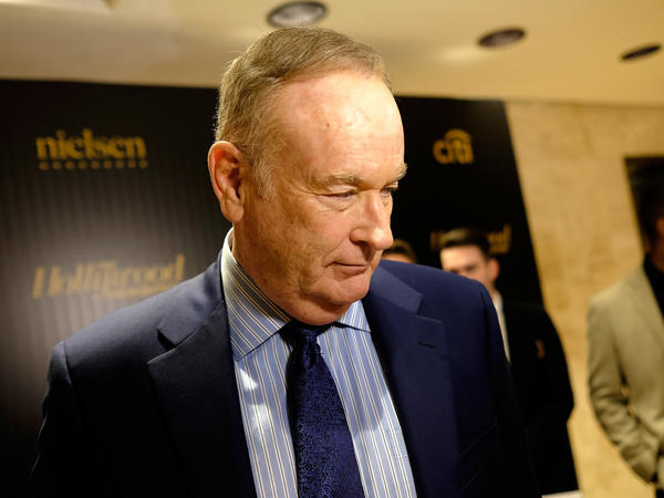 Bill O'Reilly attends a 2016 ceremony held by <em>The Hollywood Reporter</em> in New York City.
