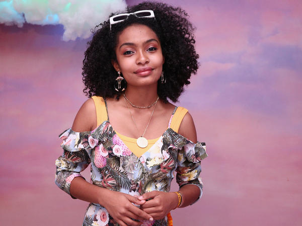 Yara Shahidi has to navigate complex racial issues both inside and outside the world of Black-<em>ish.</em>