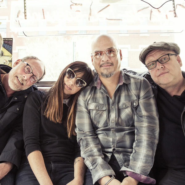 Pixies will perform as part of Non-Comm 2017 Thursday, May 18.