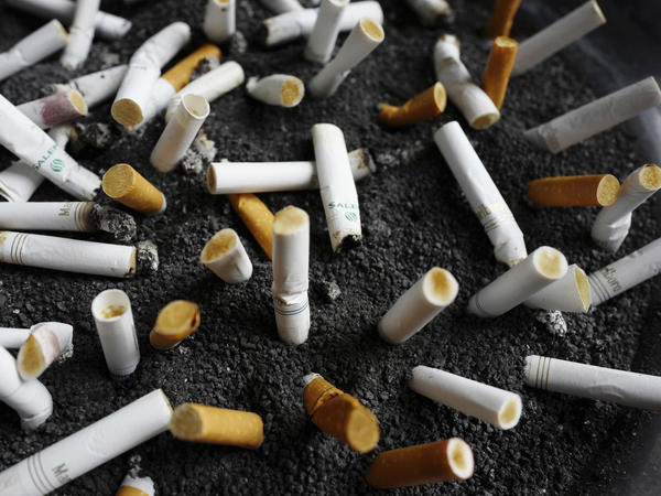 New regulations from the European Union aim to discourage young people from picking up smoking. New laws in the U.K. go even further.