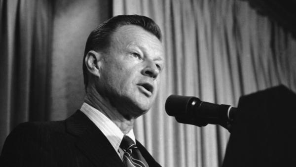 National Security Adviser Brzezinski on May 11, 1979. He served throughout the Carter administration.