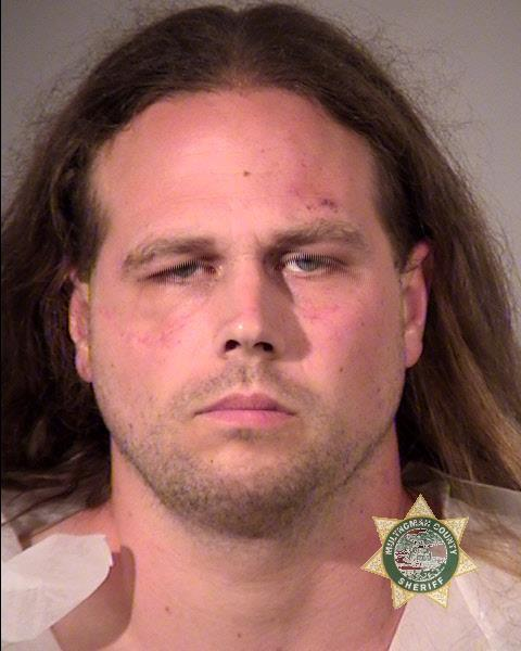 Portland police have charged Jeremy Joseph Christian with two counts of murder and one count of attempted murder.