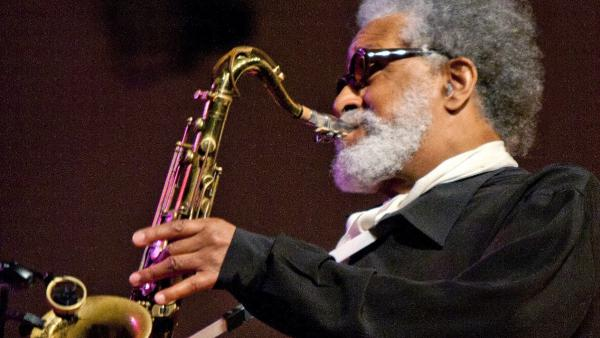 """""""If you hear the music, you don't have to be there looking at somebody's body,"""" Sonny Rollins says. """"His music is here. All the time."""""""