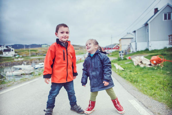 Children on the North Cape in Norway live in one of the top countries for kids, according to a Save the Children report. Norway is tied with Slovenia for the top spot.