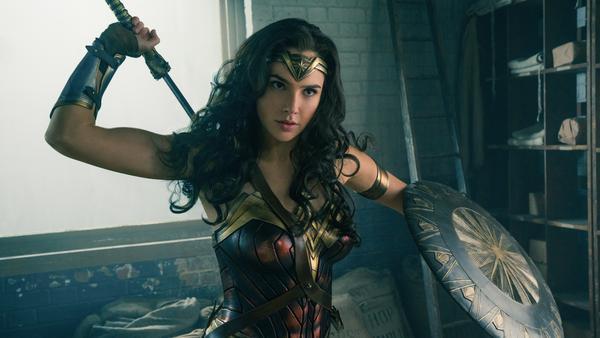 Gal Gadot stars in <em>Wonder Woman</em>.