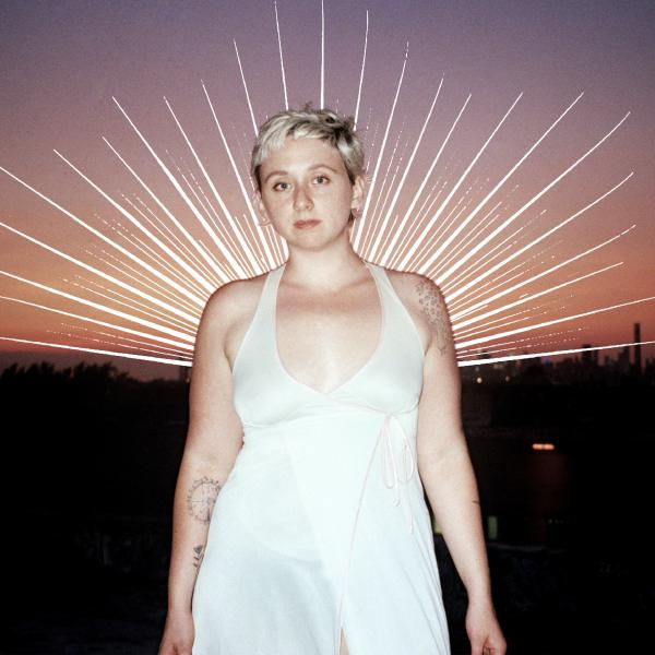 The cover of Allison Crutchfield's <em>Tourist In This Town</em>.