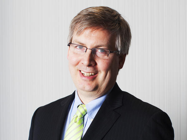 Bob Williams is a high school math teacher in Palmer, Alaska.