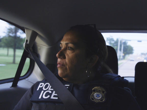 Simona Flores is the director of ICE's Dallas field office.