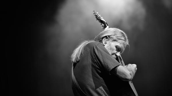 Gregg Allman's new album, <em>Southern Blood</em>, comes out Sept. 8. It features his touring band, plus guests Jackson Browne, Buddy Miller, The McCrary Sisters and Greg Leisz.