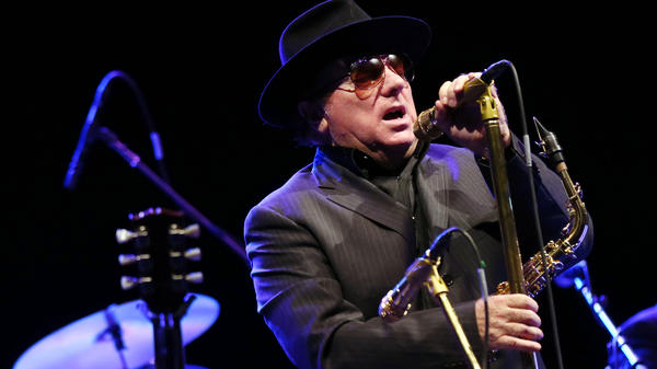 Van Morrison's 37th studio album, <em>Roll With The Punches</em>, comes out Sept. 22.