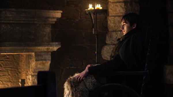 """<em>Quoth the Three-Eyed Raven, """"Nevermind""""</em>: In <em>Game of Throne'</em>s Season 7 finale, """"The Dragon and the Wolf,"""" Bran (Isaac Hempstead Wright) doesn't flake."""